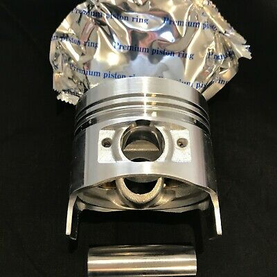 L100 Replacement Piston Kit For Yanmar L100Ae And Chinese 186F Diesel Engines