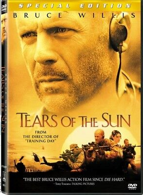 ~~~Tears of the Sun (DVD 2003, Special Edition) Bruce Willis with Monica Belucci