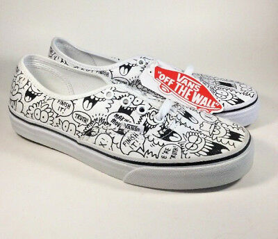 3f913a561b M3235 New w  Defect Women s VANS Off The Wall Authentic Truth Kevin Lyons US