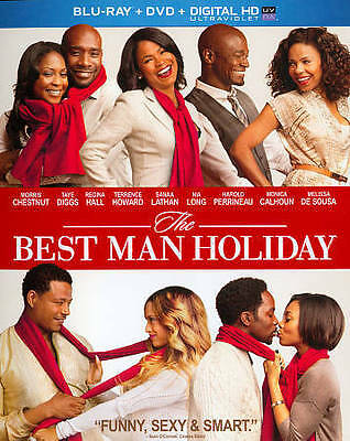 The Best Man Holiday [Blu-ray + DVD + Digital HD with UltraViolet]