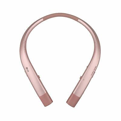 LG Tone Infinim HBS-920 Bluetooth Wireless In-Ear Earphones with Mic - Rose Gold