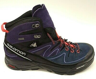 SALOMON X ALP LTR GTX Approach Shoe Women's Fog BlueBlue