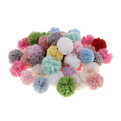 23mm Pompoms Many Colours Mini Pom Poms Card Making Arts And Crafts Kids