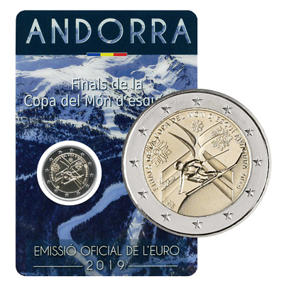 Andorra - 2 Euro 2019 - Ski-Weltcup-Finale - ST Blister / Coincard