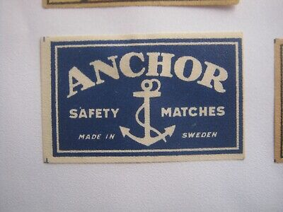 Old Swedish Matchbox Label.design 2.