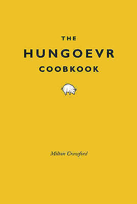 """""""AS NEW"""" The Hungover Cookbook, Crawford, Milton, Book"""
