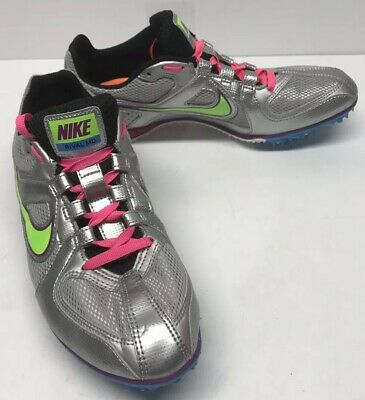 cheap for discount 24b9b 3740a Nike Zoom Rival Sz 7 MD Women s Middle Distance Track Shoes Style 468650-034