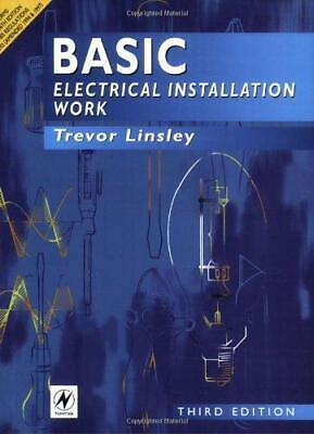 Basic Electrical Installation Work: NVQ Level II, , Good Condition Book, ISBN 97