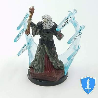 Halaster Blackcloak - Waterdeep Dungeon of the Mad Mage #40 D&D Miniature