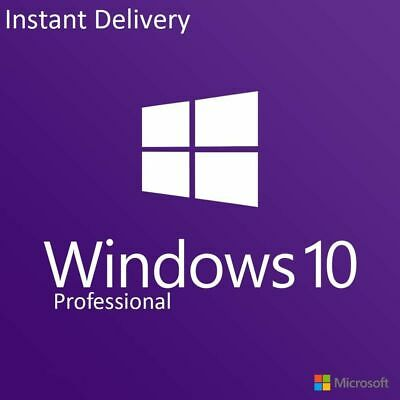 Windows 10 Pro 32 / 64Bit Professional License Key Original Code - Scrap Pc
