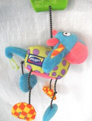 Clip Clop  Rattle - Playgro - colourful & cute