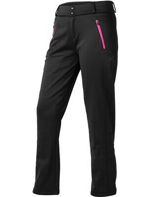 Castle X Fusion Womens Mid-Layer Snowmobile Pants Black/Pink
