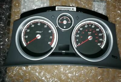 Vauxhall Astra H Zafira B Instrument Cluster 13308990