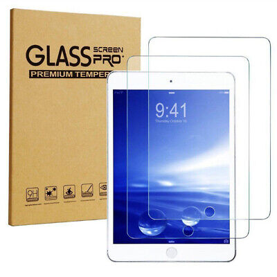 2 Pack Screen Protector for Apple iPad Pro 9.7-Inch Tempered Glass Film Guard