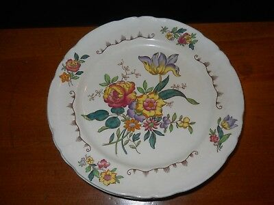 "Lot of 6 Booths Ltd. ""Bromley""  8"" Plates"