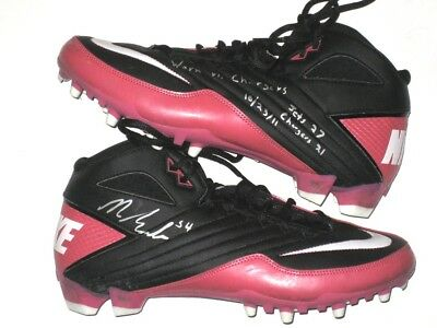 af2db3e626e Nick Bellore New York Jets Game Worn