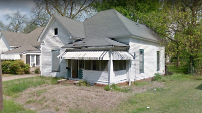 2 Bed 1 Bath Property In Pine Bluff, AR | No Reserve