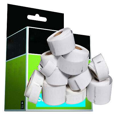 Compatible Label Rolls for Dymo / Seiko 99010 99012 99014 11352 11354 11356