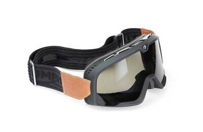Triumph Motorcycles Barstow Goggles Motorcycle Motocross Goggles NEW MGOS18300