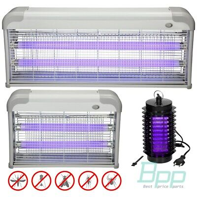 Powerful electric UV fly insect wasp killer pest zap bug zapper lamp 3W 20W 40W