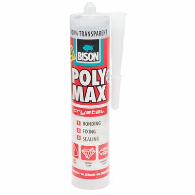 Bison 6308546 Poly Max Crystal 300g