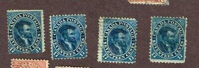 Canada  Cents Issue #19  Small Faults   (By13,3