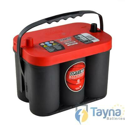 Optima Red Top Batterie RTC 4.2  (8001-287)  (BCI 34) RTC4.2 AGM