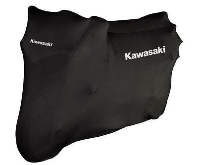Kawasaki Stretch Indoor Bike Cover New Large Versys 650, Vulcan S, ZZR1400, J300