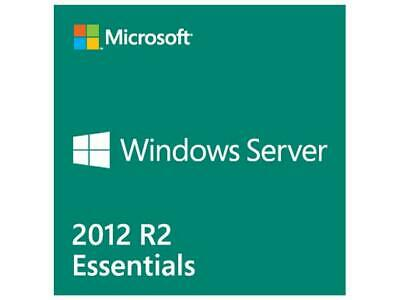 Windows Server 2012 R2 Essentials Standard 64 Bit Key Esd Multilanguage Fattura