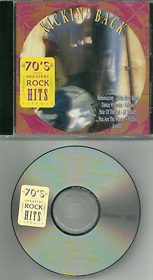 70'S GREATEST ROCK Hits, Vol  5: Kickin' Back by Various Artists (CD,  Jun-1991,