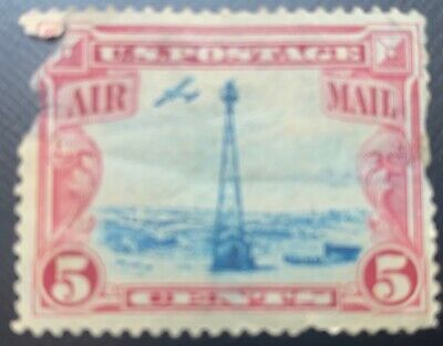 Airmail US Stamp #C11 MH