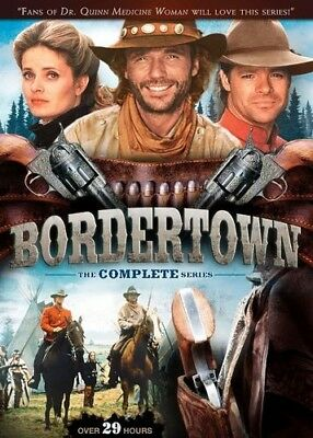Bordertown: The Complete Series DVD Box Set Richard Comar, Sophie Barjac