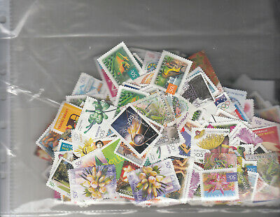 Australia. Uncancelled stamps. All  $0.50 Values. Condition mixed . 850pc