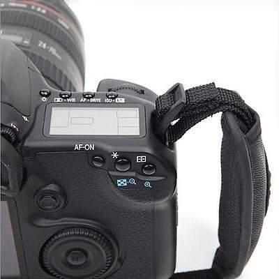 Camera Hand Grip For Canon Nikon Sony Olympus SLR/DSLR Leather Wrist Strap CP