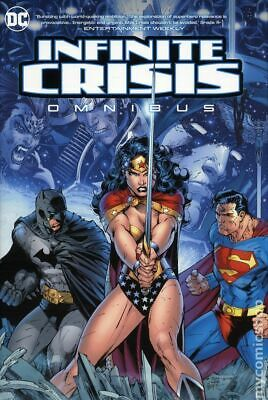 Infinite Crisis Omnibus HC (DC) 2nd Edition #1-1ST 2018 NM Stock Image