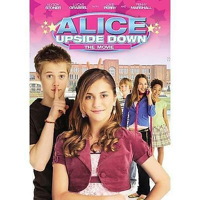 ALICE UPSIDE DOWN (DVD, 2008, Widescreen) New / Factory Sealed / Free Shiiping