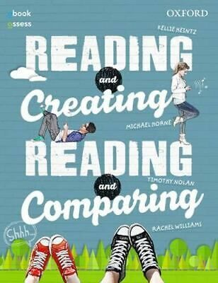 NEW Reading and Creating / Reading and Comparing  By Kellie Heintz Free Shipping