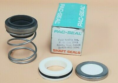 New Flowserve Pac-Seal Shaft Seal Kit