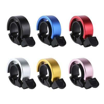 Bicycle Invisible Aluminum Alloy Bell Bike Horn Ring Alarm MTB For Handlebar CC