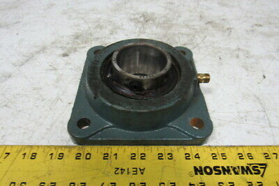 "Dodge 124066  Self Aligning 2"" Bore 4 Bolt Flange Mount Bearing"