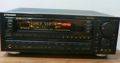 Pioneer VSX-D902S Audio/Video Stereo Receiver