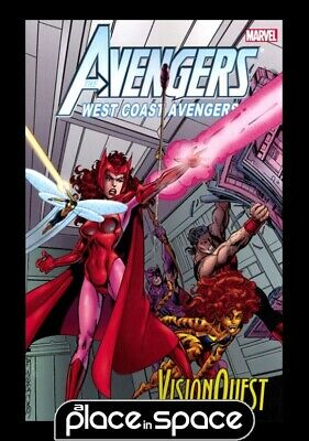 Avengers West Coast Vision Quest  - Softcover