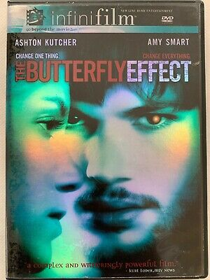 The Butterfly Effect (DVD, 2004, Infinifilm Theatrical Release and Directors...