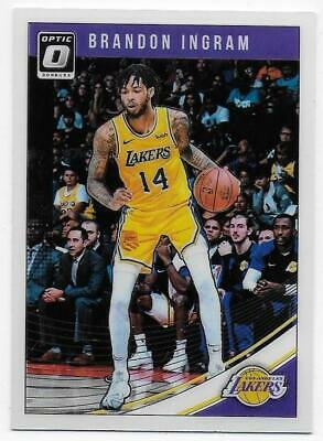 732e884a285 BRANDON INGRAM 2018-19 Donruss Optic #64 Los Angeles Lakers - $0.99 ...