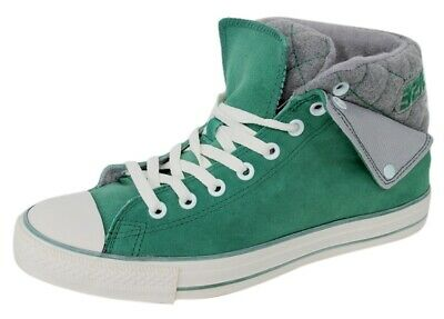 0517fc7f0bae25 MENS CONVERSE CT PC PEEL BACK MID Green Trainers 136427C UK 8.5 EUR ...