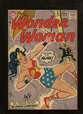 Wonder Woman # 92 (4.5) The Circus Of Mystery