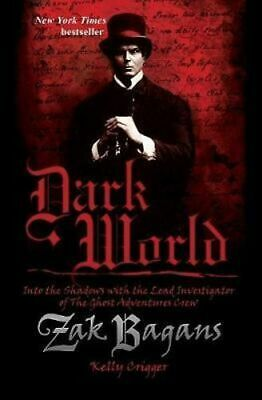 NEW Dark World By Zak Bagans Paperback Free Shipping