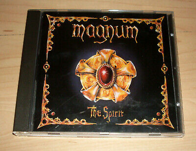 CD Album - Magnum - The Spirit : Days of no Trust + ...