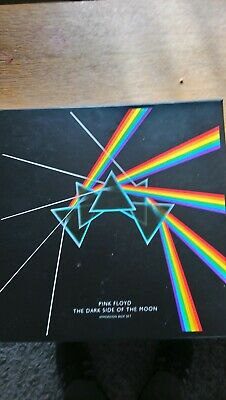 Pink Floyd ‎– The Dark Side Of The Moon Immersion Box Set 3CD, 2DVD & BLU-RAY