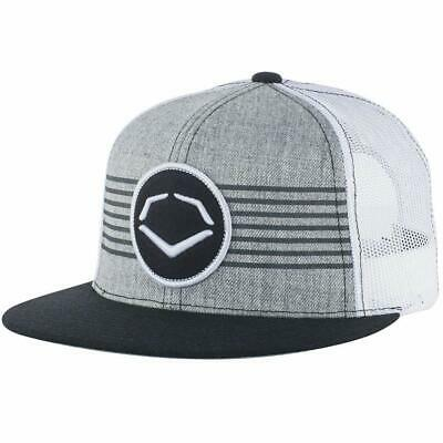 EvoShield WTV1037330060 HGWH Throwback Patch Wool Snapback Hat Baseball Cap